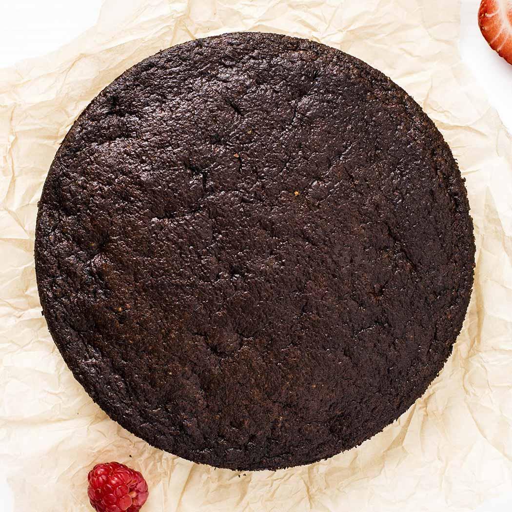 Paleo Chocolate Cake (240 grams) - Protein Bakeshop (UAE)